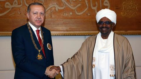 Sudan and Turkey open a new chapter in their relationship