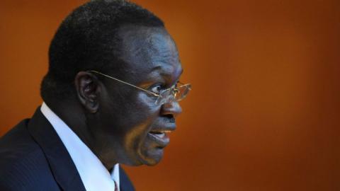 South Sudanese rebel leader flees country