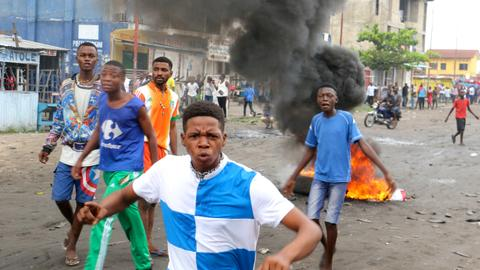 Death toll from DR Congo violence now 12 – protesters