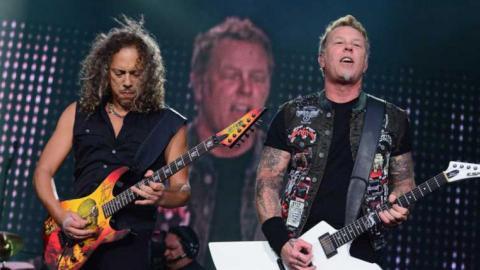 Metallica makes comeback in thrash metal with new album