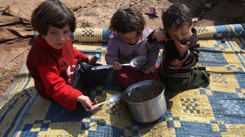 Idlib orphanage centre provides hope for Syrian children