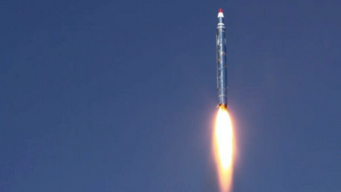 Saudi-led coalition says missile attack