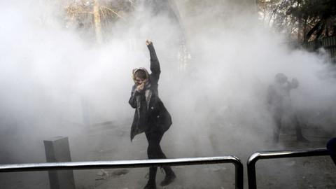Making sense of the protests in Iran