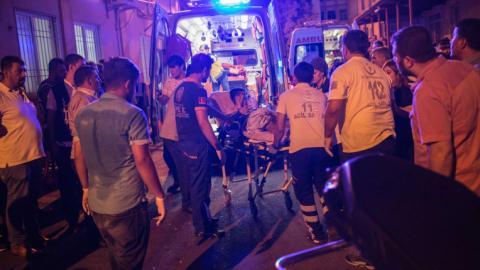 Death toll rises to 50 in terror attack in Gaziantep, Turkey