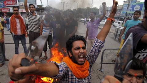 India's secularism under threat