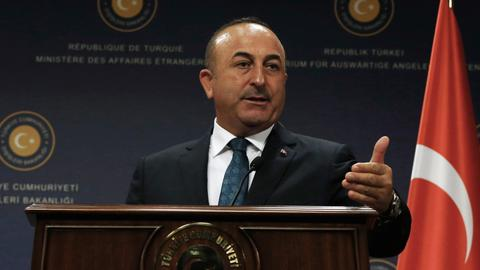 Turkey and the US are adopting a road map for Syria, says Turkish FM