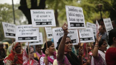 India's rape survivors still subjected to
