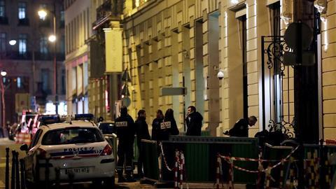 Armed robbers steal jewels worth $4.75 million in Paris Ritz hotel heist
