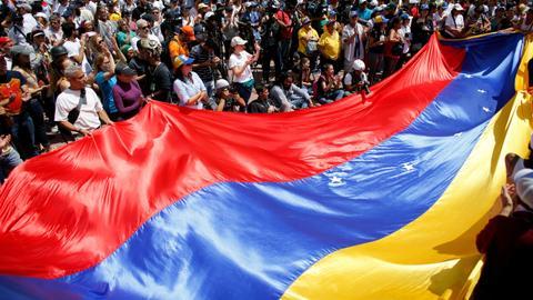 Pro-Maduro lawmaker shot dead in Venezuela