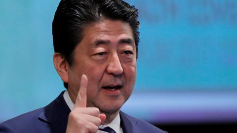 Japan PM rejects Seoul's latest stance on 'comfort women'