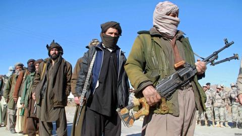 Taliban faction meets Afghan officials in Istanbul