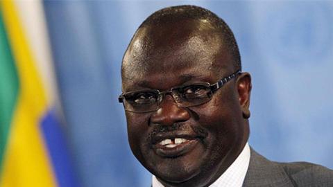 S Sudan's opposition leader Machar to return Juba