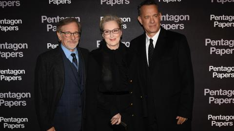 Spielberg's 'The Post' tells the story of Pentagon Papers