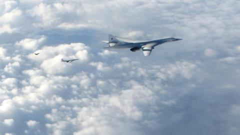 Russia scolds UK in airspace incursion spat