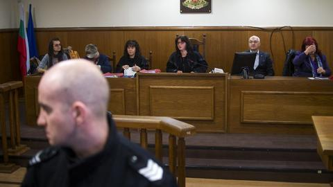 Bulgarian trial begins over deadly 2012 bus bombing