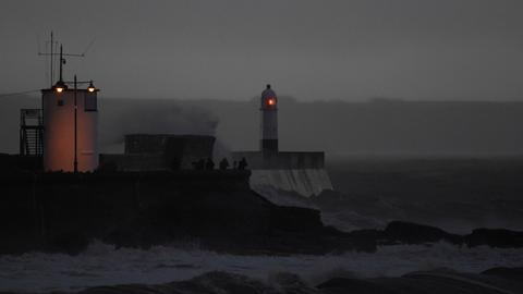 Deadly storm batters northern Europe