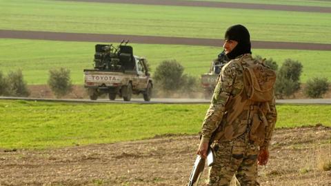 Turkey's plans in Idlib and Afrin