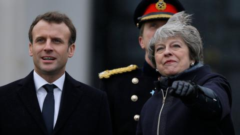 France and UK sign deal to improve border controls