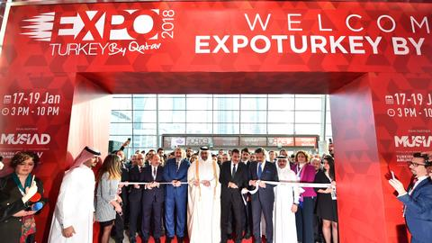 Deals worth millions signed at Turkish fair in Qatar