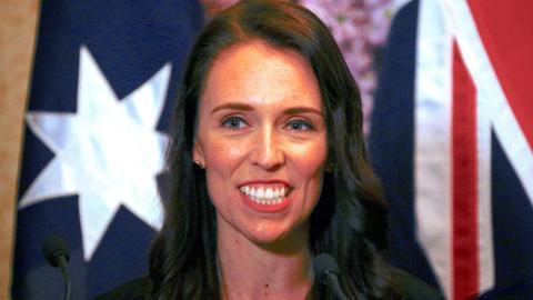 New Zealand PM Jacinda Arden reveals she is pregnant