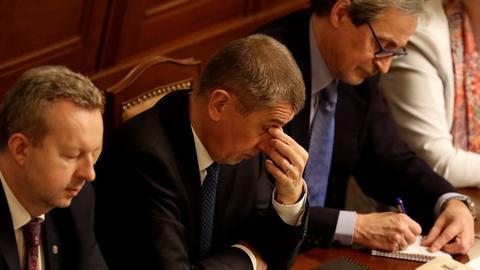 Czech lawmakers lift PM Andrej Babis' immunity
