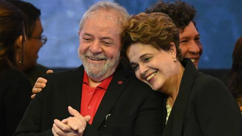 Rousseff says Brazil 'ungovernable' if court blocks Lula bid