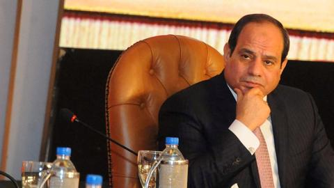 Egypt's Sisi announces run for second presidential term in March election