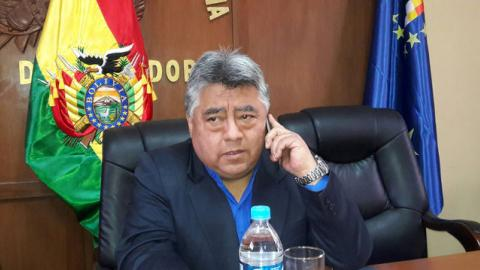 Bolivian deputy minister 'beaten to death' by miners