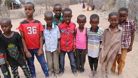Turkish aid agencies to provide for education of Somali refugees in Kenya