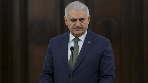 Ground operations in Afrin likely to begin soon, Turkish PM says