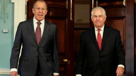 Contradictions in Russian and US responses to Turkey's Afrin operation