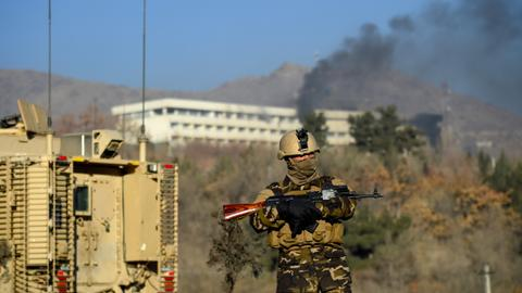 Death toll in Kabul hotel raid climbs to 30