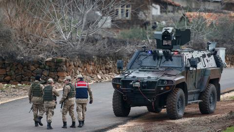 Turkey's operation in Afrin: Five things you need to know