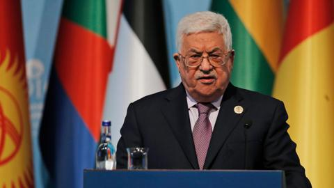 Mahmoud Abbas to demand EU recognise Palestinian state: senior official
