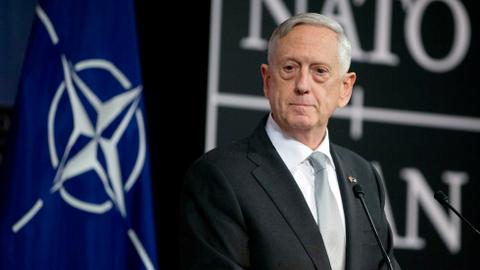 Turkey has valid security concerns in northern Syria: Mattis