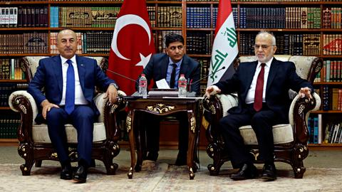 Turkey ready to mediate between Baghdad and Erbil