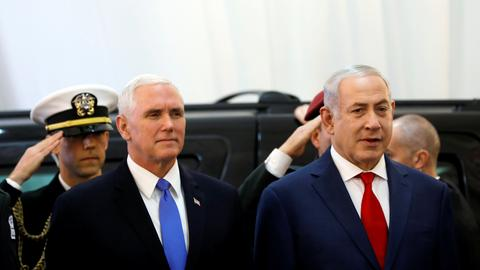 US will open embassy in Jerusalem next year: Pence