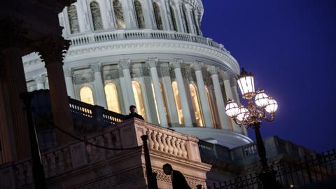 US House passes measure to fund government, ends government shutdown