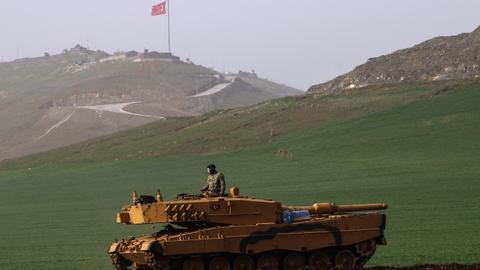 Turkey's Afrin operation: The latest updates