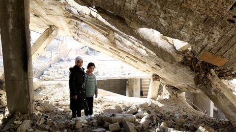 The never-ending seige on Eastern Ghouta