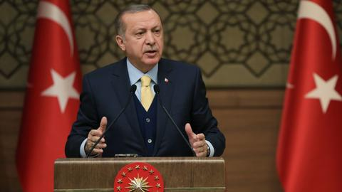 Turkey seeks to gain justice – not land in Syria, says Erdogan
