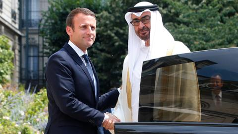 French ambitions in the Gulf