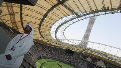 UK press report alleges Qatar used 'black ops' to win 2022 World Cup bid