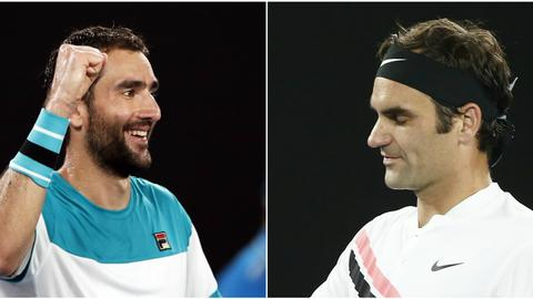 Cilic to meet Federer for Australian Open title