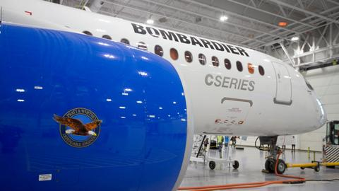 US trade body backs Canada's Bombardier over Boeing in tariff spat
