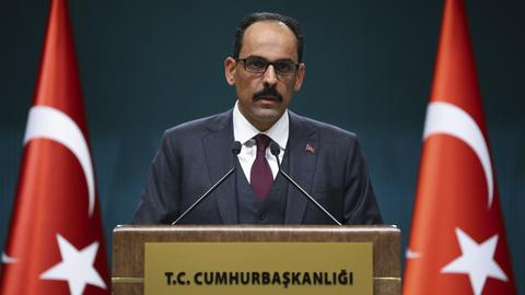 US confirms it will end weapons support for YPG: Turkish presidency