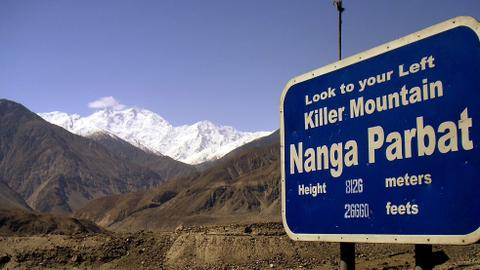 Polish rescue team finds French climber on Pakistan's 'Killer Mountain'