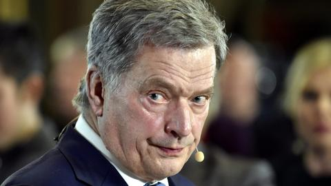 Finland re-elects pragmatic President Niinisto to ease Russia worries
