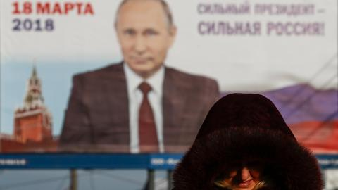 Kremlin calls sanctions an attempt to influence Russia elections