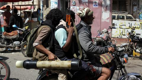 Suicide attack at Yemen checkpoint kills at least 11